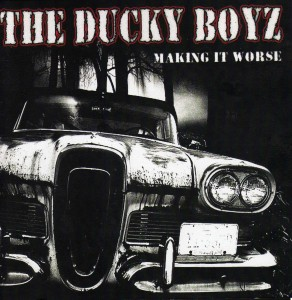 The Ducky Boyz Making It Worse Labyrinth of Thoughts records