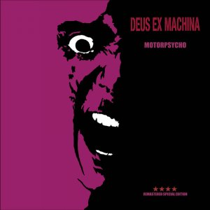 Deus Ex Machina Motorpsycho Labyrinth of Thoughts records