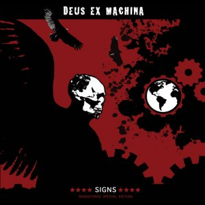 Deus Ex Machina Signs Labyrinth of Thoughts records