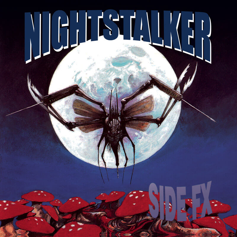 Nighstalker Side Fx Labyrinth of Thoughts records