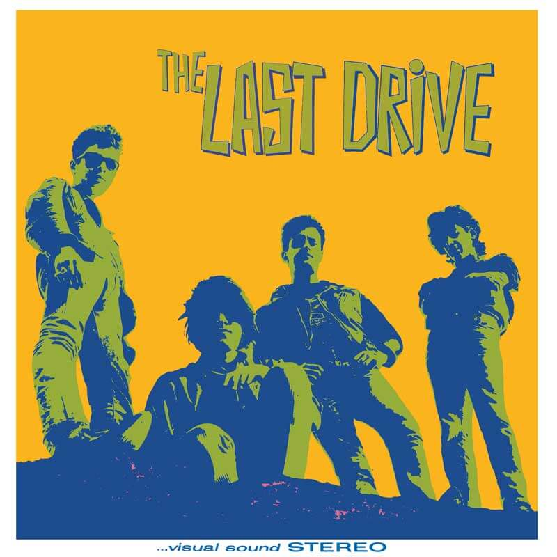 The Last Drive Underworld Shakedown Labyrinth of Thoughts records