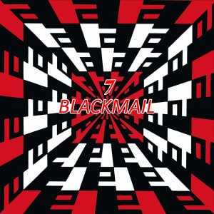 BLACKMAIL-Seven LP Covernet
