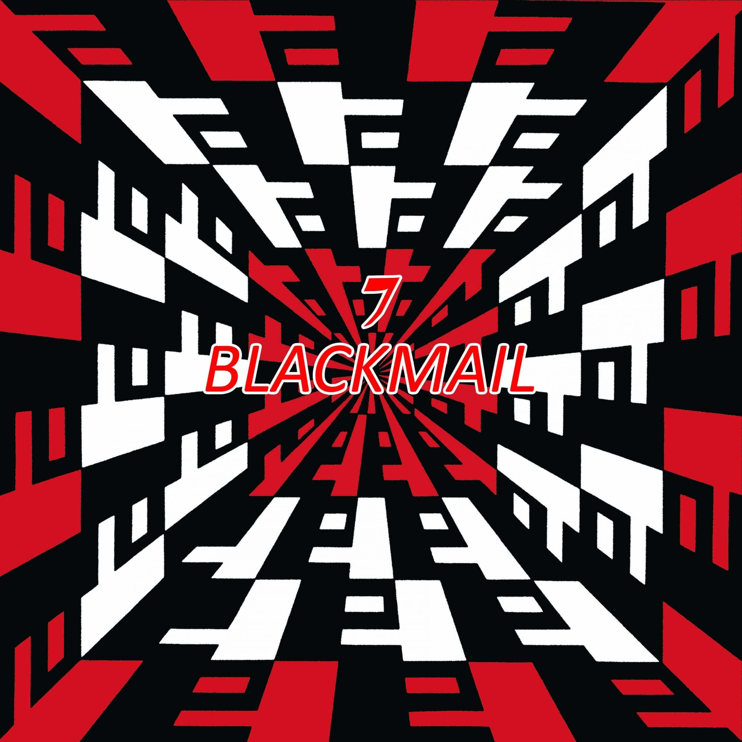 Blackmail Seven Labyrinth of Thoughts records