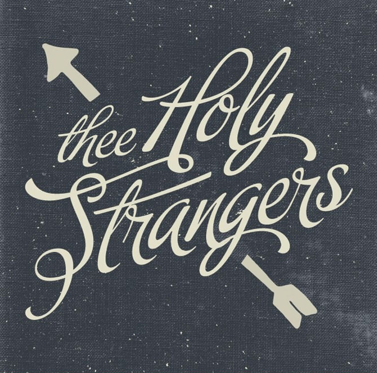 Thee Holy Strangers Labyrinth of Thoughts records