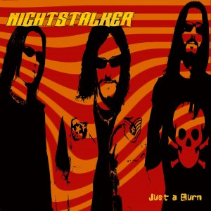 Nightstalker - Just a burn cover