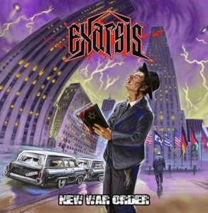 Exarisis New War Order Labyrinth of Thoughts records
