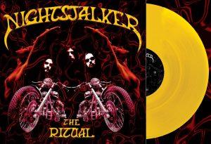 NIGHTSTALKER - THE RITUAL (Sun yellow edition)