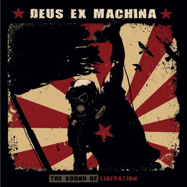 Deus Ex Machina The Sound of Liberation Labyrinth of Thoughts records